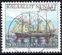GREENLAND  # FROM 1998 STAMPWORLD  327 - Used Stamps