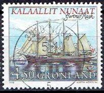 GREENLAND  # FROM 1998 STAMPWORLD  327 - Groenlandia