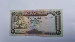 YEMEN 20 RYALS - Yemen