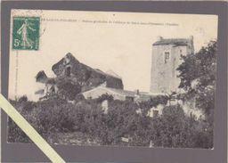 Vendée - Saint Jean L'orbestier - Les Sables D'olonne, Ruines Generales De L'abbaye - France