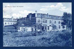 La Panne. Maison De Repos Sainte-Elisabeth ( 1911). Hôpital Militaire Durant La Première Guerre Mondiale. 1938 - De Panne