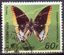 COTE D'IVOIRE                N° 440B               OBLITERE - Côte D'Ivoire (1960-...)