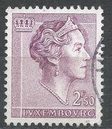 Luxembourg 1960. Scott #369 (U) Grand Duchess Charlotte - 1960 Charlotte, Type Diadème