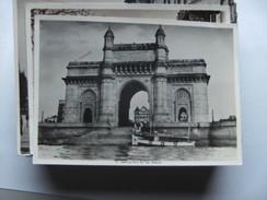 India Bombay Gateway From The Sea - India