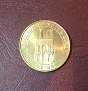 FRANCE - Monnaie De Paris - 51 - Reims - Cathédrale Notre-Dame - 1998 - Monnaie De Paris