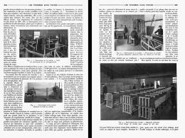 LES POUDRES SANS FUMEE ( LA CORDITE )  1910 - Non Classés