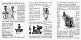 L'ECLAIRAGE INTENSIF PAR LE GAZ  1910 - Non Classés