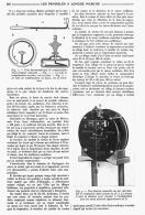 LES PENDULES à LONGUE MARCHE 1910 - Bijoux & Horlogerie