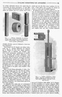 LES ETALONS INDUSTRIELS DE LONGUEUR   1910 - Sciences & Technique
