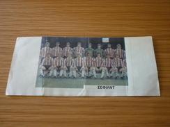 Sheffield UK U.K. Football Team Old '70s Greek Trading Banknote Style Card - Tarjetas De Colección