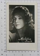 MICHELINE PRESLE - Vintage PHOTO REPRINT (AP-83) - Reproductions