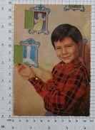 OLIVER GRIMM - Vintage PHOTO REPRINT (AP-84) - Reproductions