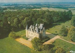 72 Sarthe Villaines La Gonais Château De Beauchamps Cpsm Couleur - Other Municipalities