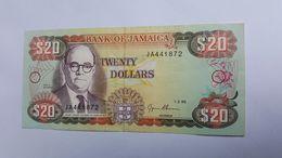 GIAMAICA 20 DOLLARS 1995 - Jamaica