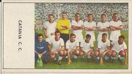 FIGURINE CARTONATE STELLA ANNI '60 -SQUADRA CATANIA C.C. - Calcio