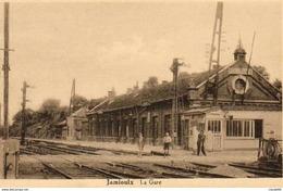 17/9 Jamioulx Ham Sur Heure Nalinnes   Hainaut Gare Station Copie - Ham-sur-Heure-Nalinnes