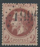 Lot N°37391   N°26, Oblit GC 1996 LECTOURE (31), Ind 3 - 1863-1870 Napoleone III Con Gli Allori