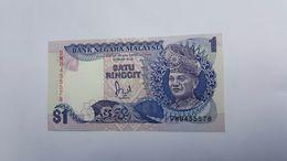 MALESIA 1 RINGGIT 1989 - Malesia