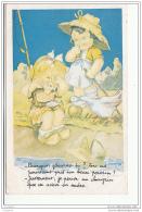 Illustrateur - Gougeon - Enfants Pecheurs - Gougeon