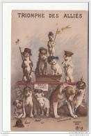 Illustrateur - Morinet - Patriotique - Guerre 1914 - Racisme - Andere Zeichner