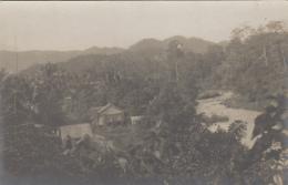 Thaïlande - Siam Thailand - Colonial - Photographie Fin XIXème -  Panorama Village - Thailand