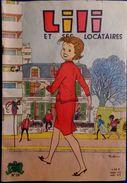 """LILI N° 29 - LILI Et Ses Locataires - Les Beaux Albums """" Jeunesse Joyeuse """" - Mars 1964 . - Lili L'Espiègle"""