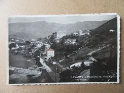 Cartolina Illustrata - LEVANTO - Formato Piccolo - 1934 - La Spezia