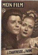 Revue De Cinéma Mon Film N° 134 Gérard Philipe Et Renée Faure Dans La Chartreuse De Parme - 1900 - 1949