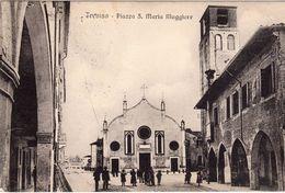 Treviso - Piazza S. Maria Maggiore - - Treviso