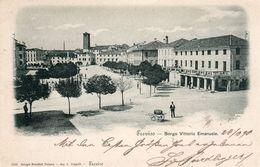 Treviso - Borgo Vittorio Emanuele - - Treviso