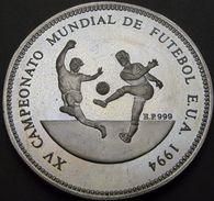 SAO TOME' E PRINCE 1000 DOBRAS 1994 MONDIALI DI CALCIO  FDC - Sao Tome Et Principe