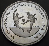 SAO TOME' E PRINCE 1000 DOBRAS 1994 MONDIALI DI CALCIO  FDC - Sao Tomé E Principe