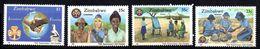 Serie Nº 138/41  Zimbabwe - Zimbabwe (1980-...)