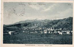 Valdobbiadene (TV) - Panorama - Maggio 1926 - - Treviso