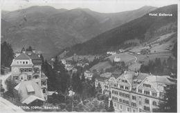 BAD GASTEIN - Seehöhe Und Hotel Bellevue Anno 1925 - Bad Gastein
