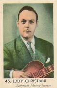 Maple Leaf, Nederlandse Radiosterren, Eddy Christiani, 45 - Andere Verzamelingen