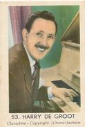 Maple Leaf, Nederlandse Radiosterren,Harry De Groot - Andere Verzamelingen