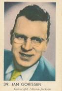 Maple Leaf, Nederlandse Radiosterren,Jan Gorissen, 39 - Andere Verzamelingen