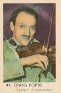 Maple Leaf, Nederlandse Radiosterren,Frans Poptie, 41 - Andere Verzamelingen