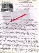 ROYAUME UNI-ANGLETERRE-LETTRE JOSEF SUSMAN-BERMONDSEY LONDON-OPPENHEIM-LEATHER IMPORTERS-1885-GUSTAVE SOLANET A MILLAU - United Kingdom