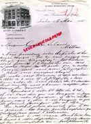 ROYAUME UNI-ANGLETERRE-LETTRE JOSEF SUSMAN-BERMONDSEY LONDON-OPPENHEIM-LEATHER IMPORTERS-1885-GUSTAVE SOLANET A MILLAU - Royaume-Uni