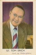 Maple Leaf, Nederlandse Radiosterren, Tom Erich, 57 - Andere Verzamelingen