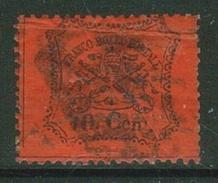 Italie // AnciensEtats // Etats Pontificaux // 1868 // No. Y&T 22 - Etats Pontificaux