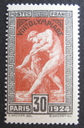 LOT BP/189 - J.O. PARIS 1924 - N°185 NEUF** - Cote : 27,00 € - France