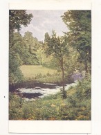 ---- 75 ---- PARIS -  Salon De 1905 - H Biva Temps Couvert Villeneuve L'étang - Neuve Excellent état - Paintings