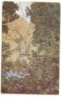 ---- 75 ---- PARIS -  Salon De 1905 -  Henri Biva La Riviere  Villeneuve L'étang - Neuve  Excellent état - Paintings