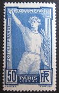 LOT BP/190 - J.O. PARIS 1924 - N°186 NEUF** - Cote : 115,00 € - France