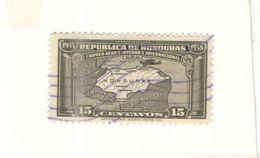 Honduras 1935 Post Office    Scott.C79  N.01 Valori Nuovi/Usati See Scans - Honduras