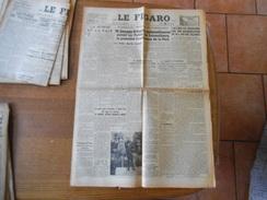 LE FIGARO N°610 DU 30 JUILLET 1946 A BAR LE DUC LE GENERAL DE GAULLE,LA BOMBE ET LA PAIX.... - Informations Générales