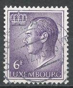 Luxembourg 1965. Scott #428 (U) Grand Duke Jean - 1965-91 Jean